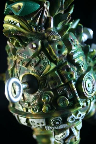 Astromonster x Altelier G-1 Camo GARAKUTAGIGAS