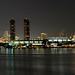San Diego Skyline by elryerson85