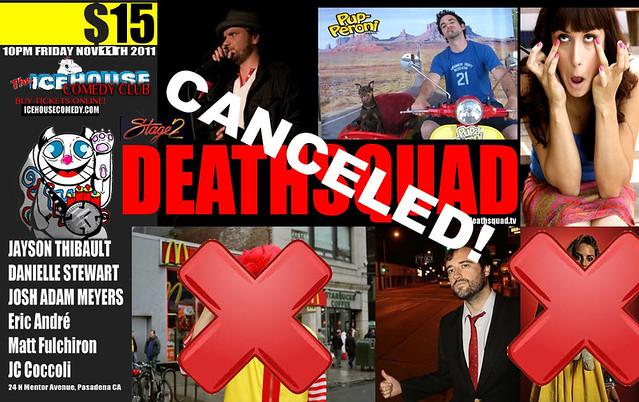 DEATHSQUAD #16