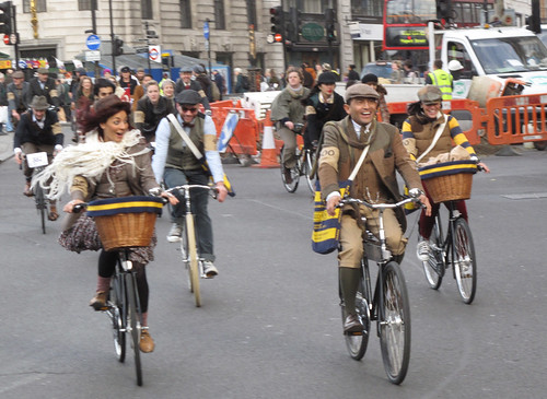 The Tweed Run London Nov 2011 (16)