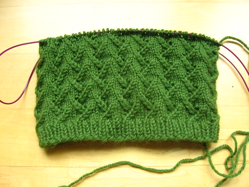Green Lotus Hat