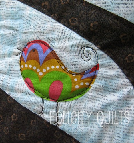 am preschool quilt detail 3