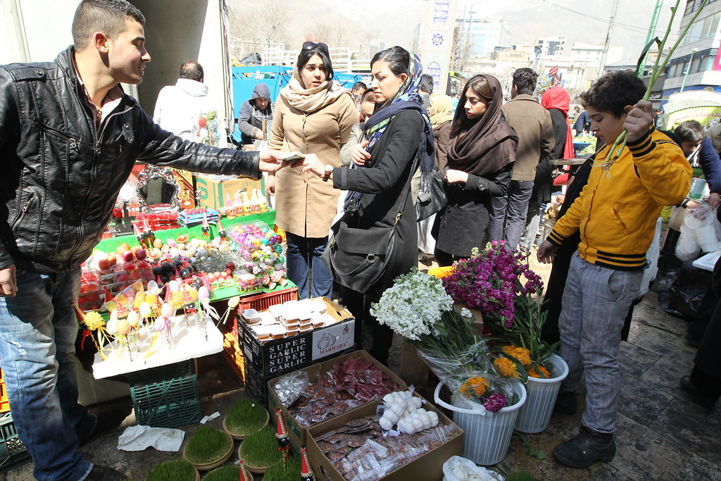 Photos: Nowruz exhibition in Iran « Persian New Year 2011 – 1390 ...