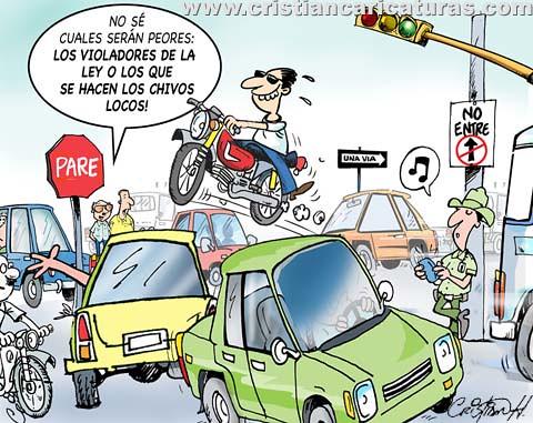 Caricatura Chivos