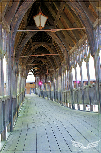 The Establishing Shot: THE MAKING OF HARRY POTTER TOUR – HOGWARTS BRIDGE OUTSIDE SETS by Craig Grobler