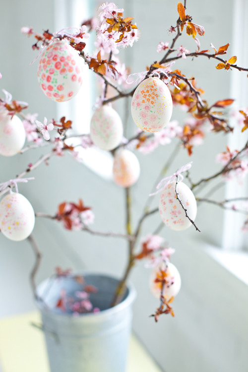 Color Me Pretty: Easter Ideas