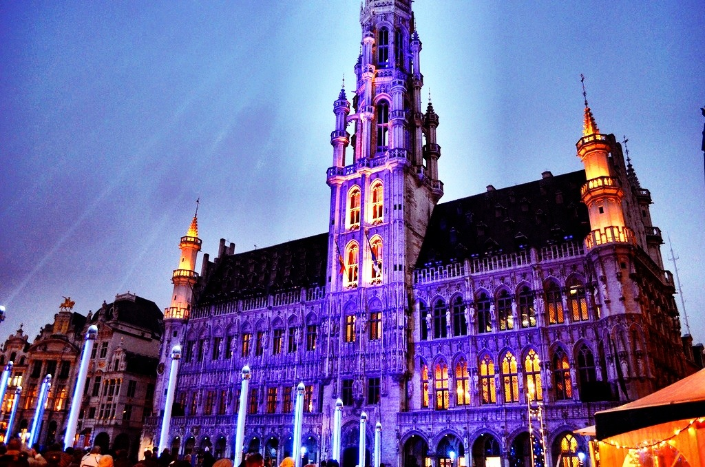 Brussels Town Hall, the Hôtel de Ville