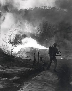 1st Marine Division Flamethrower, 5 May 1951