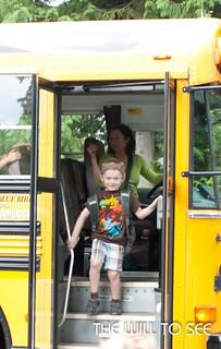 school bus 2011