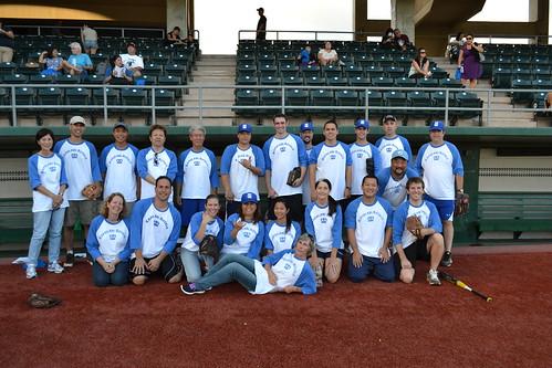<p>The Kapi'olani Community College Royals team for the UH AUW Softball Tourment at Les Murakami Stadium on Sept. 30, 2011</p>