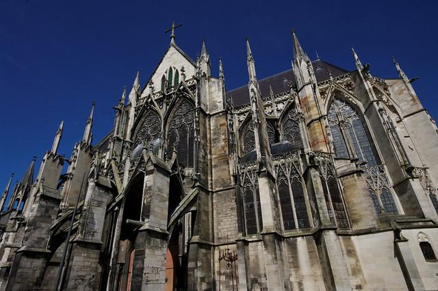Church - Troyes, France