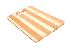 tabla de madera de cocina