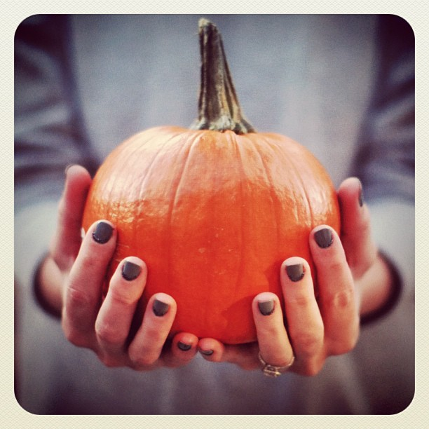Happy October! Backwards French Manicure posted on the blog today.