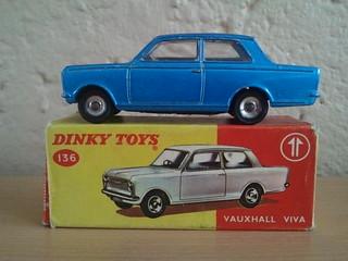 Vauxhall Viva, Dinky Toys (136)