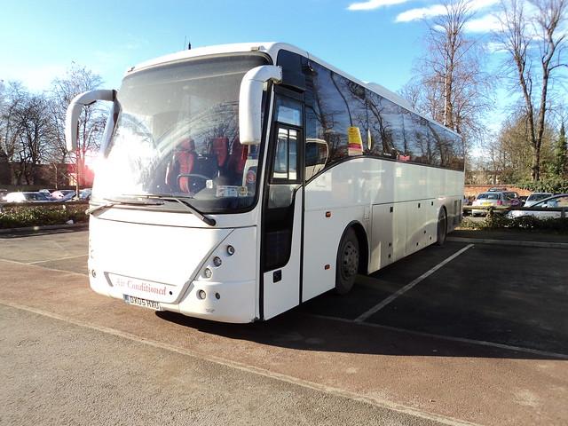 Chiltern Travel of Blunham DX05HXU