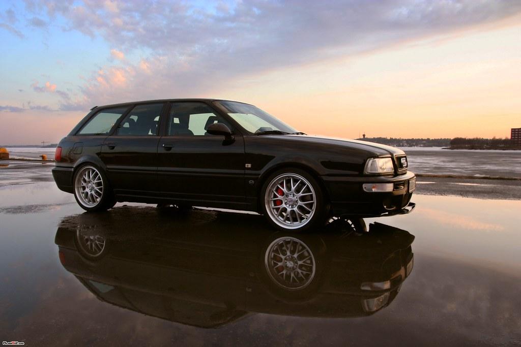 Audi 80 B4 Kombii Po Modyfikacjach Wizualnych Poszukuję