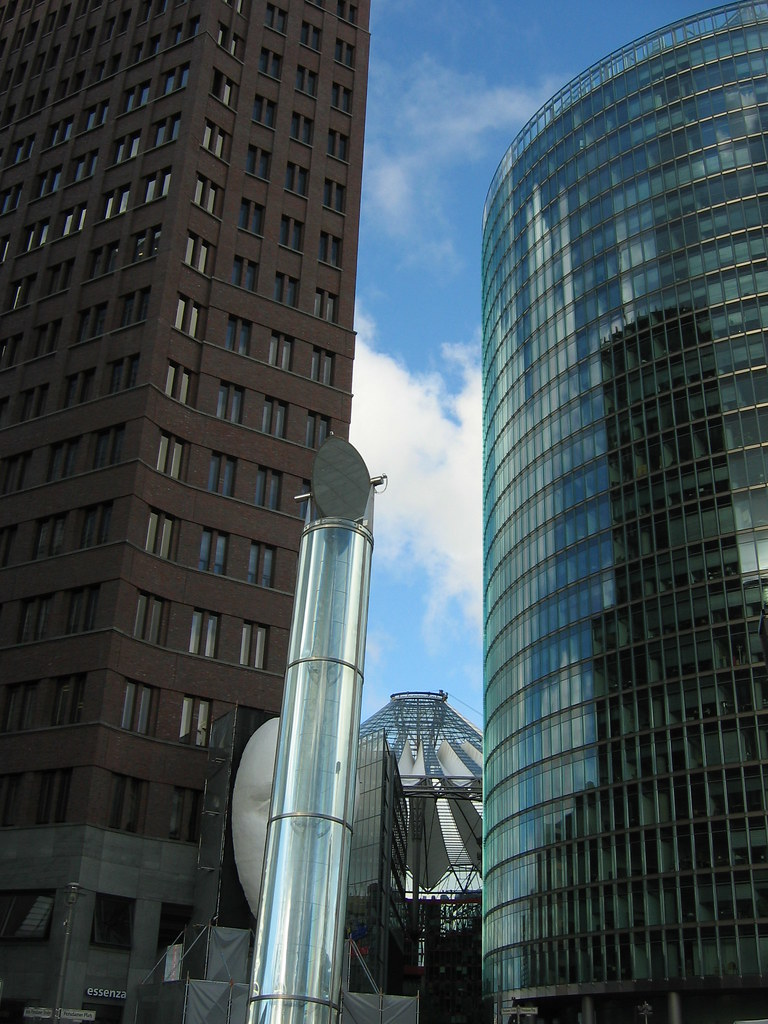 Berlin, Sony Center