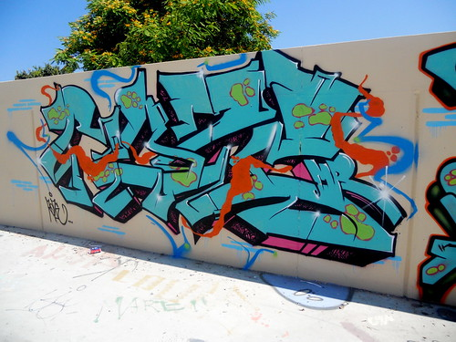 Fuengirola Graffiti by justblazemedia