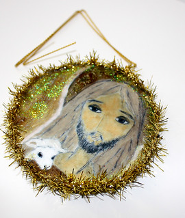 good shepherd ornament