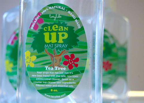 tea tree spray