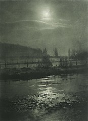 Mondnacht, 1898, by Hugo Büchner