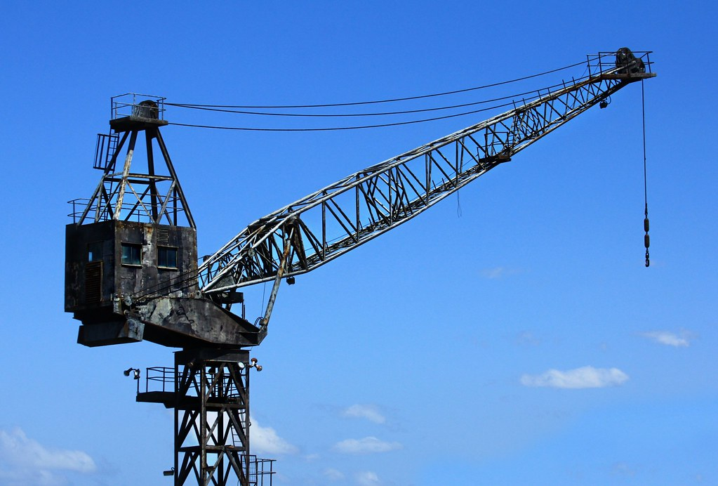 Cranky the crane flickr photo sharing for The crain