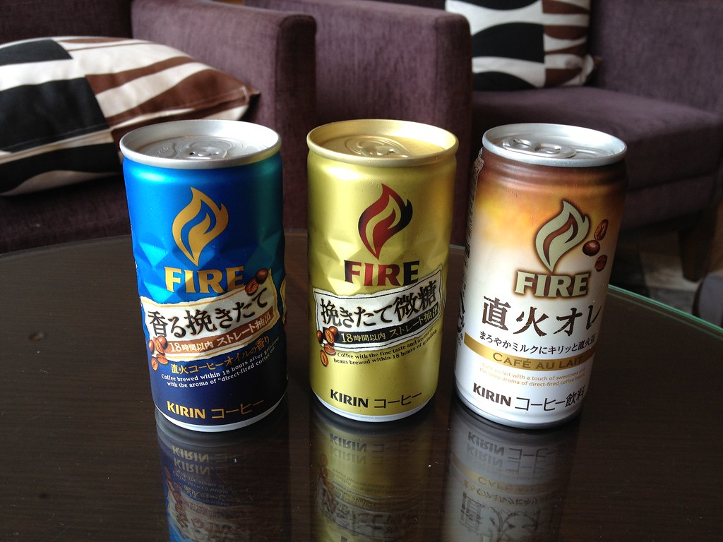 Fire Brand Coffee Beverages