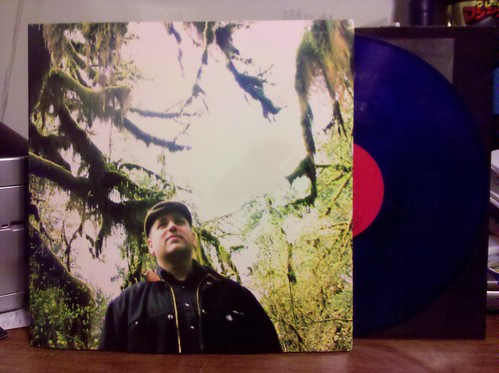 Mark Sultan - Whatever I Want LP - Blue Vinyl /200