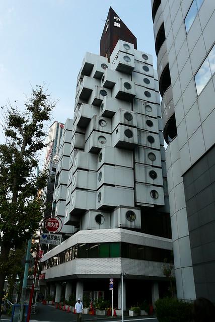 Capsule building