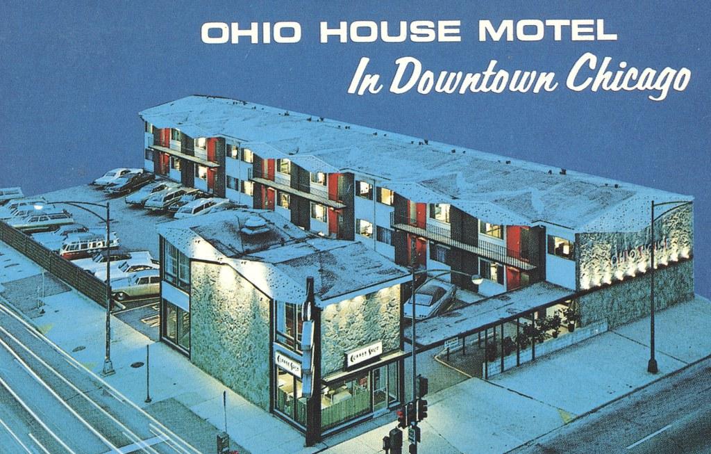 Ohio Motel Downtown Chicago