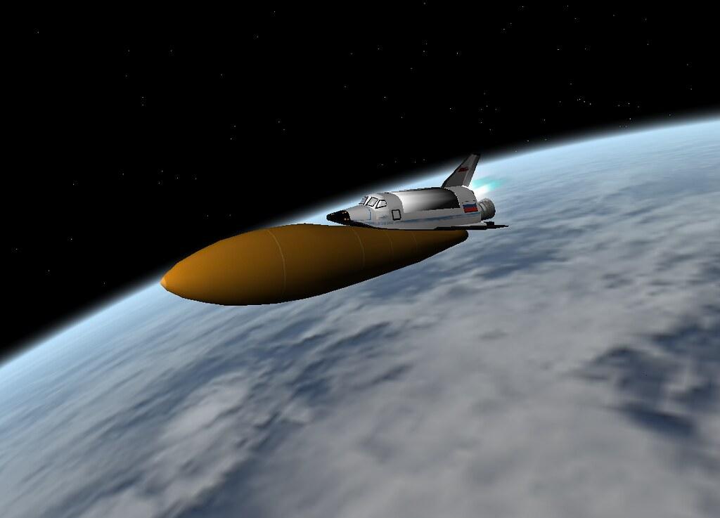 Request HUGE Buran and RKK Energia 3D Model Find - Orbiter ...