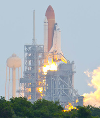 Final Space Shuttle Launch - Atlantis via #NASATweetup