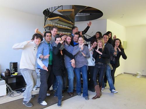 P2PU Workshop in Berlin 2011