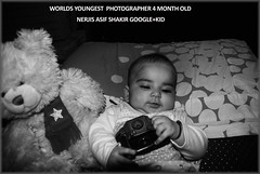 Unlearning Photography Nerjis Asif Shakir Four Month Old by firoze shakir photographerno1