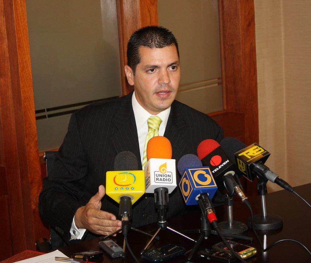 Carlos Jesús Gómez en RP