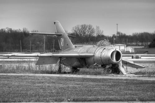 MiG-15UTI (SBLim-2) at RFD