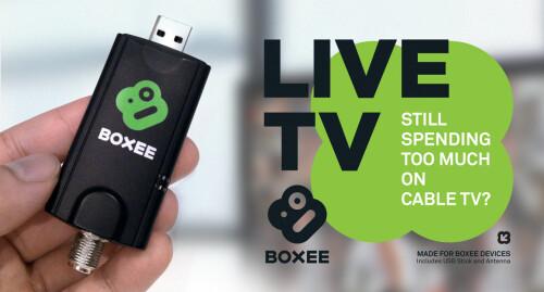 Boxee LiveTV