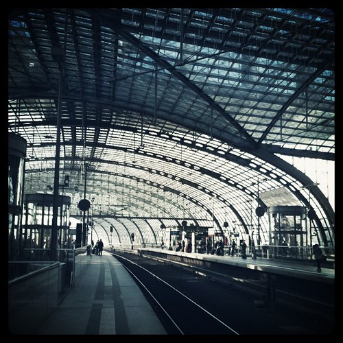 Berlin Hauptbahnhof | Main Station | Central Station