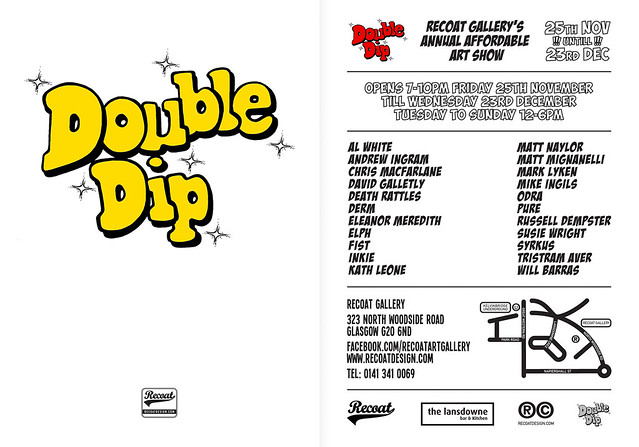 Double Dip Flyer