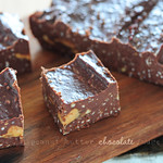 5 peanut butter chocolate fudge