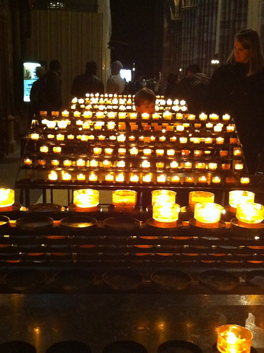Cathedral Candles 2