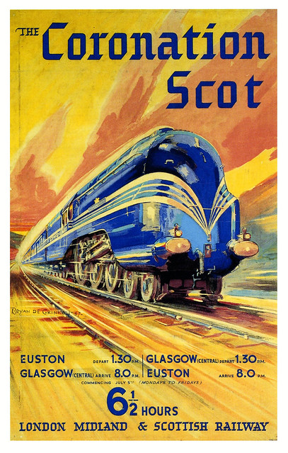 The Coronation Scot