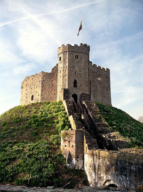 Cardiff Castle keep