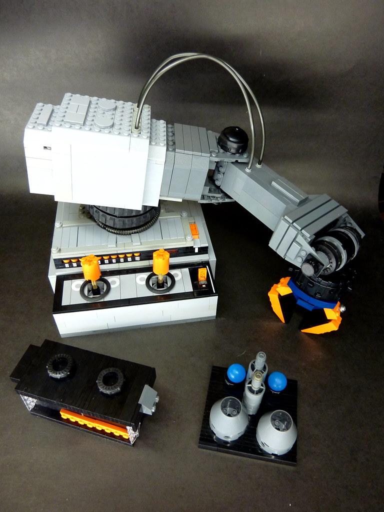 Lego Armatron (80's Toy)