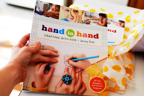 in my hand ~ a giveaway! by kristin~mainemomma