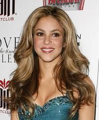 Shakira Hair Celebrity Style Women's Fashion
