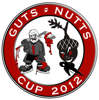 Guts/Nutts Cup 2012 Logo