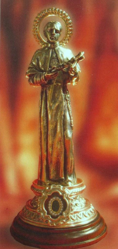 Relicario de San Damián de Molokai