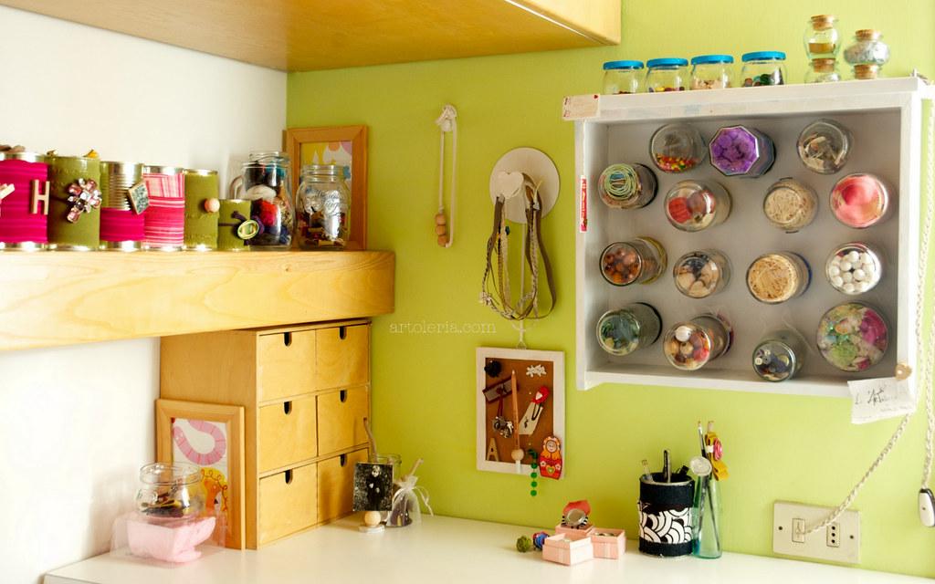 Costruire l angolo per i lavori creativi in casa la mia for Lavori creativi da casa