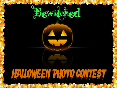 Bewitched Halloween Photo Contest